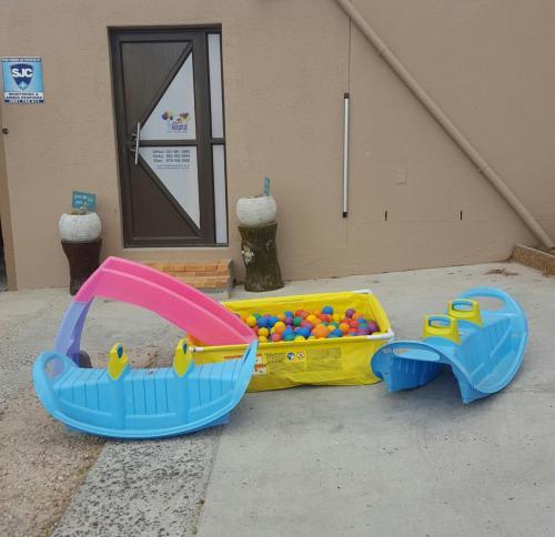 Kiddie Plastic Rentals