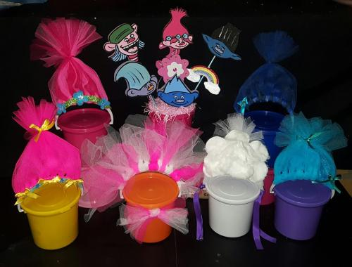 Custom party buckets