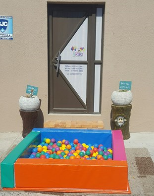 Soft Play Ball Pond